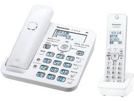 パナソニック/コードレス電話機子機1台付 ホワイト/VE-GD56DL-W