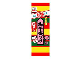 永谷園/梅干茶づけ 6袋入