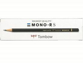 トンボ鉛筆/鉛筆モノRS 4B 紙箱/MONO-RS4B【ココデカウ】