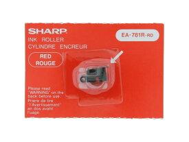 シャープ/NROLR1044CC01/EA781R-RDインキローラー電卓用 赤