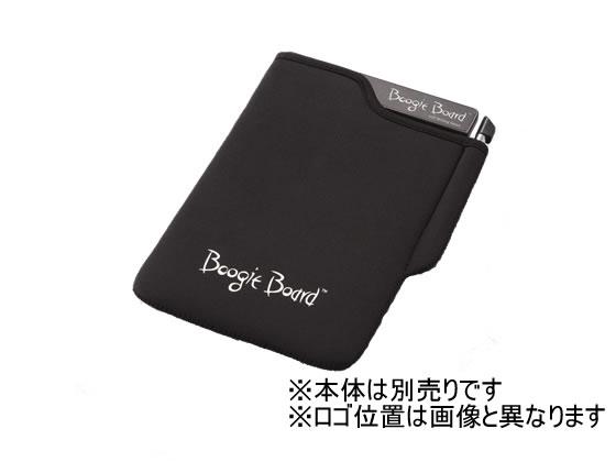 キングジム/ブギーボード 収納ポーチ/BBA-1Nクロ