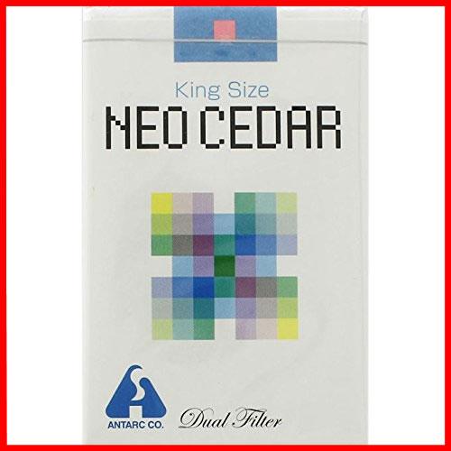 【第(2)類医薬品】薬)アンターク本舗/ネオシーダーキングサイズ 20本入×10個
