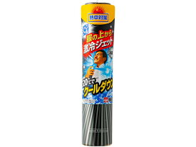 桐灰化学/熱中対策シャツクール 激冷ジェット 140ml