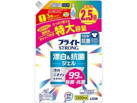 ライオン/ブライトSTRONG 詰替特大 1200ml