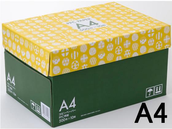 Forestway/コピーペーパー ノルディック A4 500枚×10冊