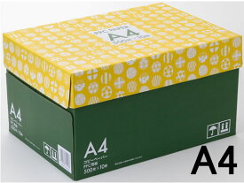 Forestway/コピー用紙 ノルディック A4 500枚×10冊