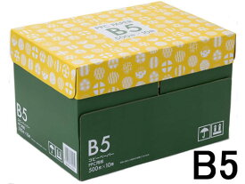 Forestway/コピー用紙 ノルディック B5 500枚×10冊