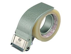 セキスイ/OPPテープ用カッター ヘルパーT型50mm幅用 グリーン/HT-50