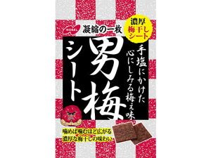 ノーベル/男梅シート