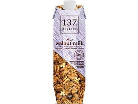 ハルナプロデュース/137degrees ウォールナッツミルク 1L