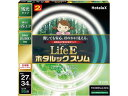 NEC/LifeEホタルックスリム 環形 27形+34形 昼白色