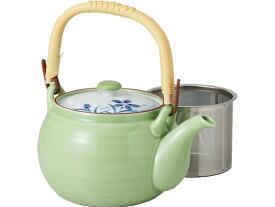 西海陶器/緑巻桔硬絵 SS4号 土瓶/71240009