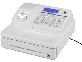 カシオ/電子レジスター 10部門 ホワイト/SR-S200-WE