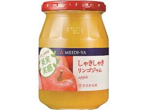 明治屋/果実実感 しゃきしゃきリンゴジャム 340g