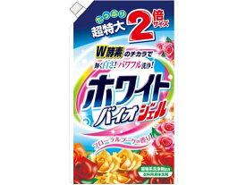 日本合成洗剤/ホワイトバイオジェル 大容量詰替え1.62kg/11300