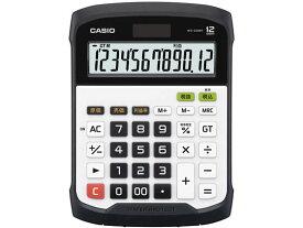 カシオ計算機/防塵・防水電卓/WD-320MT-N