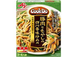 味の素/CookDo 豚肉ともやしの香味炒め用 3〜4人前