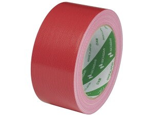 ニチバン/布粘着テープ NO.121 50mm×25m 赤/1211-50