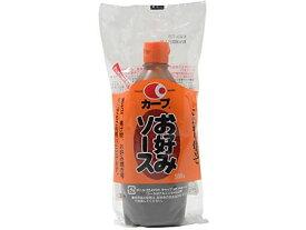 毛利醸造/カープお好みソース 500g