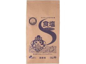 東京ソルト/塩事業センター 食塩5kg
