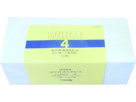 うずまき/洋封筒ホワイト 洋4 100枚/ヨ384