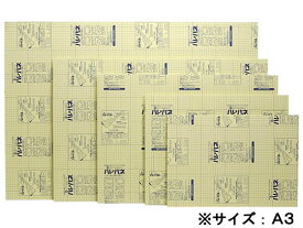 プラチナ万年筆/ハレパネ 厚さ3mm A3 5枚/AA3-3-1900【ココデカウ】