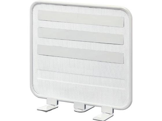 リヒトラブ/ライトデスクトップパネル W390 白/A7380-0