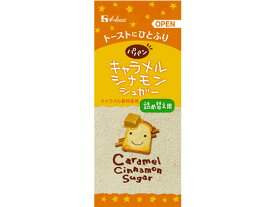 ハウス食品/パパン キャラメルシナモンシュガー詰め替え用 24g