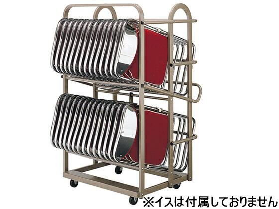 コクヨ/折りたたみイス用台車 2段(小)/CP-60【ココデカウ】