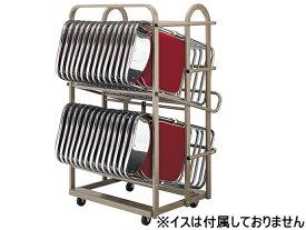 コクヨ/折りたたみイス用台車 2段(小)/CP-60