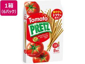 江崎グリコ/プリッツ 熟トマト 9袋×6パック