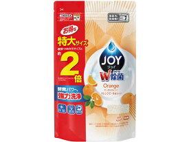 【お買い物マラソン期間中ポイント5倍】P&G/食洗機用ジョイ オレンジピール成分入り 詰替 特大 930g