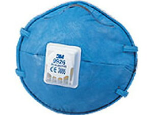 3M/使い捨て防じんマスク 活性炭フィルター付/9926-DS2