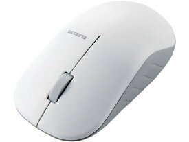 【お取り寄せ】エレコム/高耐久 Bluetooth マウス 3ボタン ホワイト/M-K7BRWH/RS