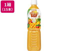 カゴメ/野菜生活100 マンゴーサラダスマート 720ml×15本