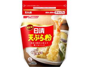 日清フーズ/日清 天ぷら粉 チャック付 600g