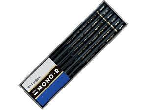 【お取り寄せ】トンボ鉛筆/鉛筆モノR 2B/MONO-R2B