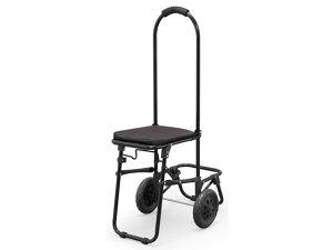 【お取り寄せ】アイリスオーヤマ/ショッピングキャリー用フレーム 椅子付きタイプ/SHPC-FC