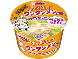 エースコック/ミニワンタンメン タンメン味 40g