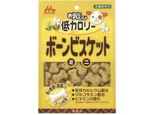 【お取り寄せ】森乳サンワールド/低カロリー ボーンビスケットミニ 100g