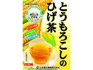 【お取り寄せ】山本漢方/とうもろこしのひげ茶 8g×20包