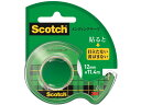 3M/スコッチ メンディングテープ 小巻 12mm ディスペンサー付/CM-12