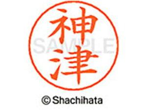 【お取り寄せ】シヤチハタ/ネームペン用ネーム シルバー 既製 神津/X-GPS-1138