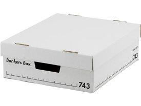 フェローズ/バンカーズボックス 743Sボックス 6枚入/1007801