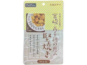 ペットプロ/宮崎・高千穂の恵み 堅焼き 国産ひじき入 40g