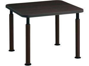 コクヨ/施設用ダイニングテーブル ラチェット 角形 W900アジャスターMN9