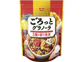 日清シスコ/ごろっとグラノーラ 5種の彩り果実 400g