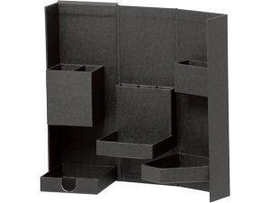 ナカバヤシ/ライフスタイルツールボックス Mサイズ ブラック/LST-B02 BK