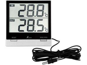 【お取り寄せ】シンワ測定/デジタル温度計 Smart C 防水外部センサー 73118