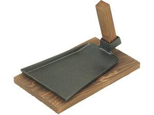 【お取り寄せ】エムテートリマツ/MT 鉄鍬型 鉄板 中 鉄板のみ